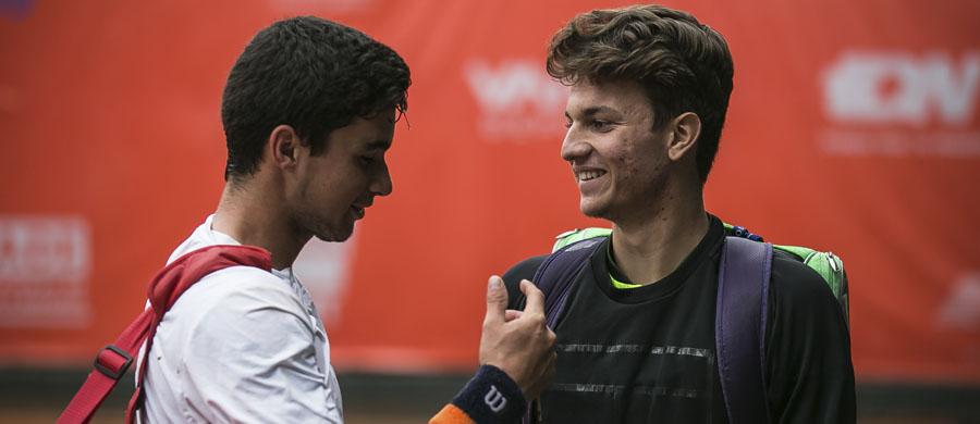 Kecmanovic y Duarte, se enfrentan de nuevo en Roland Garros