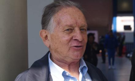 Gastón Villegas felicita al Abierto Juvenil Mexicano