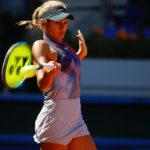Estadounidenses favoritas avanzan a segunda ronda de dobles