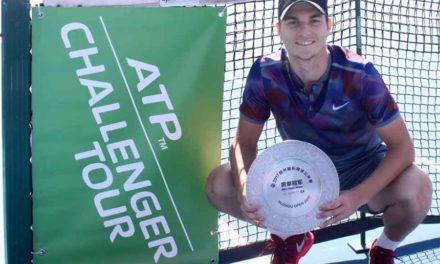 Kecmanovic sube en Ranking ATP