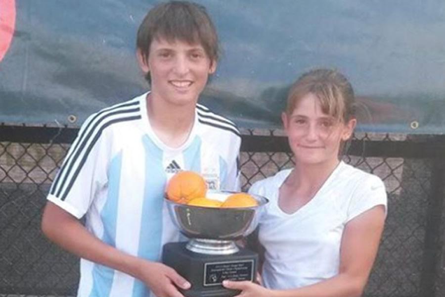 Algunos de los mejores juniors argentinos