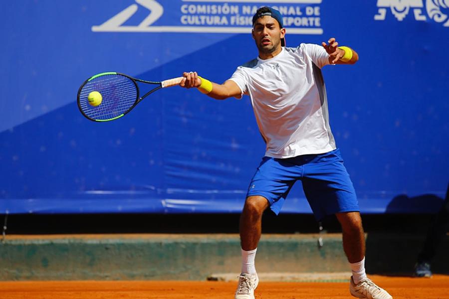 Alan Rubio a un paso de cuartos de final