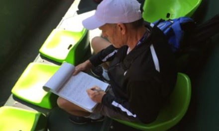 Tim Wilkinson: AJM es un torneo calidad Grand Slam juvenil con estadio como ATP